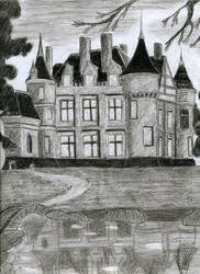 Magic Castel... by Melisende-FairyKiss