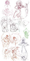 Steven Universe by TinyTale