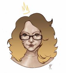 Portrait by TinyTale