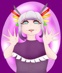 Miya Twitch Mascot by TheCluckLikeAChicken