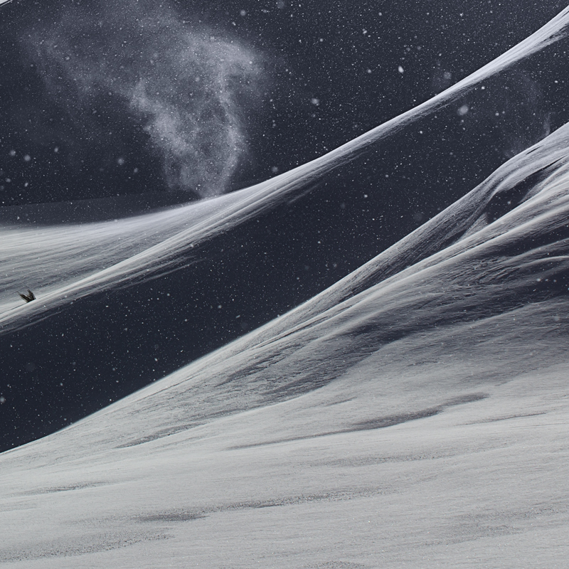 Snow Spirit (II) by katia-iva