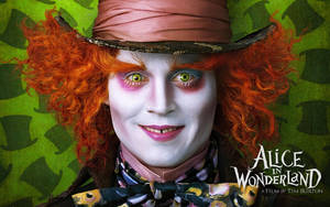 Alice in Wonderland Wallpaper2 by tomjg