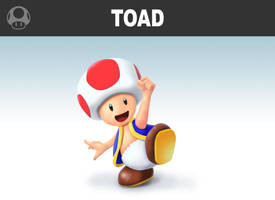Toad Zips into Action! by locomotive111