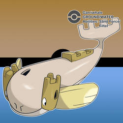 #124 Garriwhale by locomotive111
