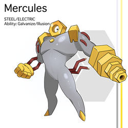 #892(?) Mercules by locomotive111