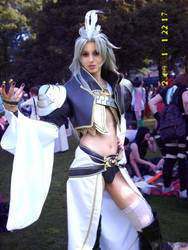 Kuja-Cosplay by Abessinier
