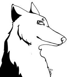 Wolf by NaivePanda