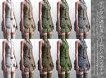 MMD digital camouflage-style seamless pattern DL by Hack-Girl
