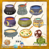 Cauldron Atelier Series collection Download MMD by Hack-Girl