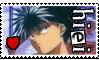 hiei by meimei-stamps
