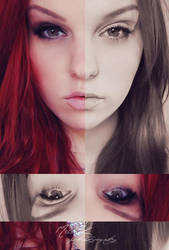 Two sides of you and me by PisikeP2takas