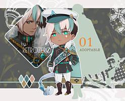 [closed] adopt auction 01 by retrozero