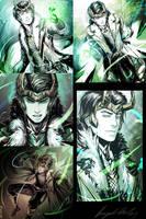 YA Loki collection by Abz-J-Harding