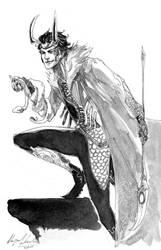 Loki by Abz-J-Harding