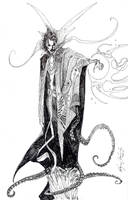 Doctor Strange by Abz-J-Harding