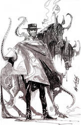 Eldritch Spag-bol saga continues by Abz-J-Harding
