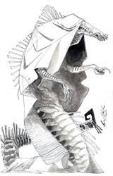 Reptilian by Abz-J-Harding