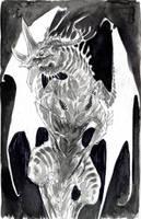 dragon by Abz-J-Harding