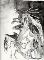 Batman commission by Abz-J-Harding