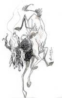 3 Heads by Abz-J-Harding