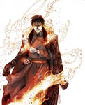 The Flame Alchemist by Abz-J-Harding