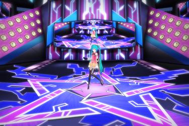 {MMD} PDF 2nd Freely Tomorrow Stage {DL} by HarukaSakurai