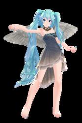 TDA Icarus Miku by HarukaSakurai