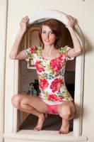 Flower dress 6 by DPAdoc