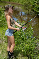 Fishing with ChelseaJo 11 by DPAdoc