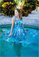 Nadia poolside 6 by DPAdoc