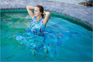 Nadia poolside 5 by DPAdoc