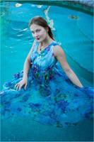 Nadia poolside 4 by DPAdoc