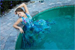 Nadia poolside 1 by DPAdoc