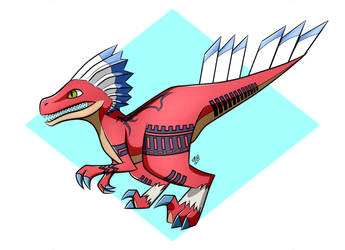 U-Raptor by SilverD64