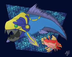 The Fishes by SilverD64