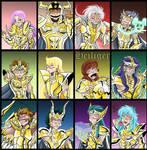 I cavalieri astronomici XD by Blatterbury