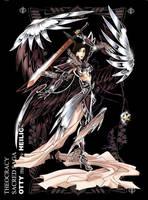 Sacred Saga Ottavia by Blatterbury