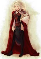 Visenya Targaryen by Blatterbury
