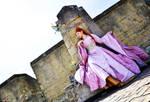 a Sansa in pink by Blatterbury