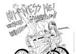 Witness Me! by Blatterbury
