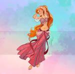 Disney Belly Dancers: Giselle by Blatterbury