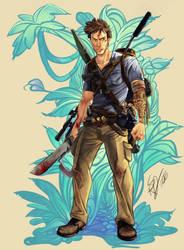 Far Cry 3: Jason F*****g Brody by Blatterbury