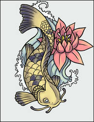 Koi by McGibs