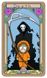 Death 13 by Aeversa