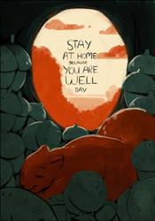 You are Well by redblacktac