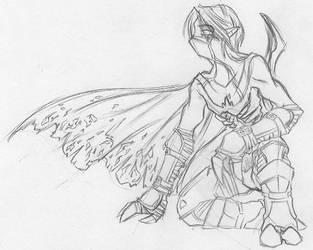 New Concept for Leizar 2 by spiritwyvern