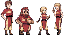 Sun Sprites by Banished-Dreams