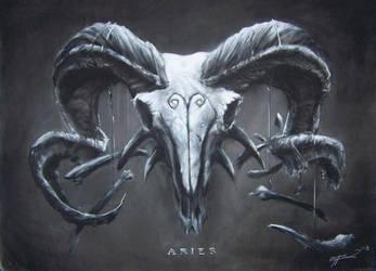 Aries by ErickDubWeir