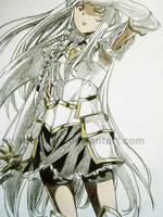 Yusa Emi - Hataraku Maou-sama! by mystic-pUlse