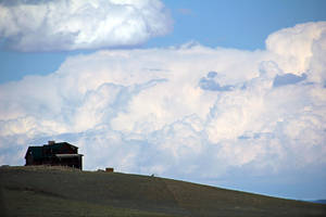 Under the Big Sky...Laramie Wy. by Vividlight